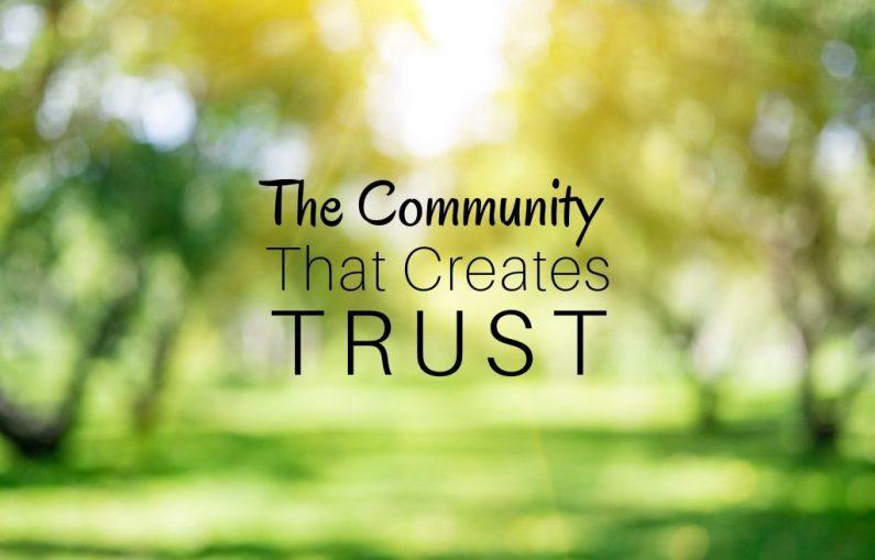 19 skills, Community, Immanuel, Jen Coursey, Jim Wilder, predators, protectors, relational mode, THRIVE Training, Track 2, trust, trustworthiness
